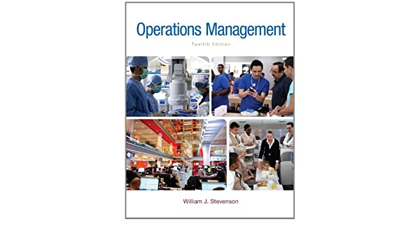 Loose leaf operations management with connect plus william loose leaf operations management with connect plus william stevenson 9781259289910 amazon books fandeluxe Image collections