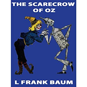 The Scarecrow of Oz Audiobook
