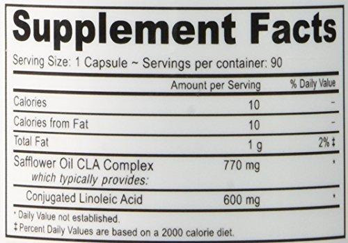 Deva Vegan Vitamins CLA, 90 Capsules