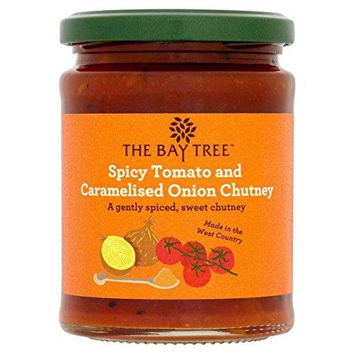 The Bay Tree Spicy Tomato & Caramelised Onion Chutney - 285g
