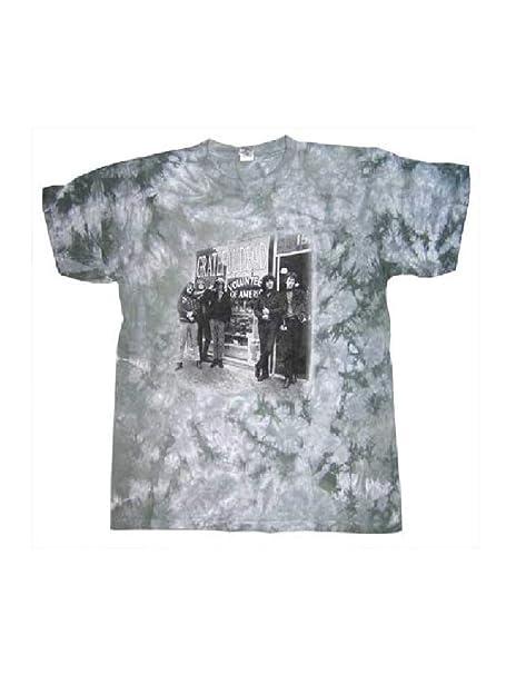 7283114cfe9 Amazon.com  Grateful Dead Volunteers T-Shirt (Medium) Gray  Clothing