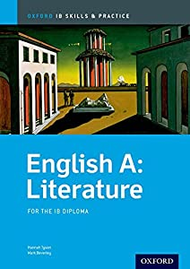 IB English A Literature Skills and Practice: Oxford IB Diploma Program (International Baccalaureate)