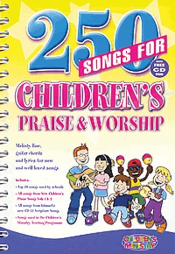250 Songs for Children's Praise and Worship ebook