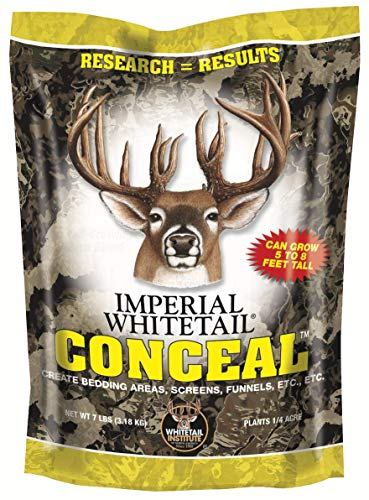 Whitetail Institute Imperial Whitetail Conceal Food Plot Seed (New for 2019)