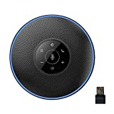 Best Conference Phones - eMeet Speakerphone w/Dongle Conference Speakerphone Accomodate 5-8 People Review