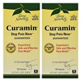 Terry Naturally/Europharma Curamin -120 Capsules -2 Pack