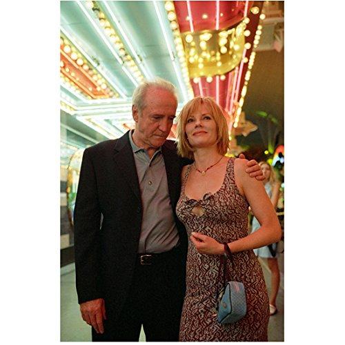 CSI: Crime Scene Investigation (TV Series 2000 - 2015) 8 inch x 10 inch PHOTOGRAPH Marg Helgenberger & Escort on Las Vegas Strip kn