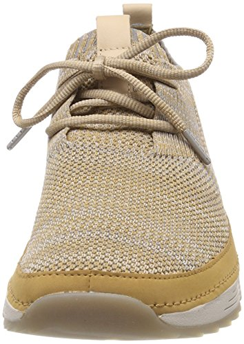 Basses Native Sneakers Tan Clarks Tri Light Marron Homme qPFxOA1