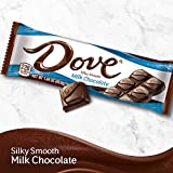 DOVE Milk Chocolate Singles Size Candy Bar