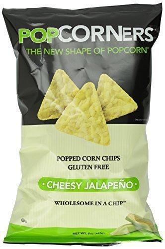 Popcorners Cheesy Jalapeno Popcorn Chips - 5 oz - 2 ct (Popcorner Jalapeno)