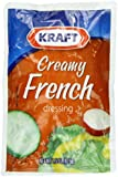 Kraft Creamy French Salad Dressing, 1.5-Ounce Packages (Pack of 60)