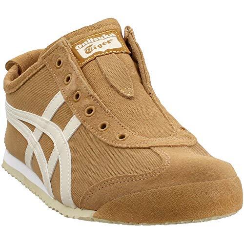 Onitsuka Tiger Unisex Mexico 66 Slip-on Shoes 1183A042, Caravan/Oatmeal, 8 M US
