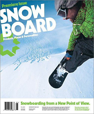 (Snowboard Magazine)