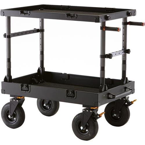 Inovativ Scout 37 EVO Equipment Cart, 600lbs Capacity by INOVATIV