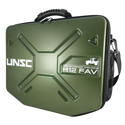 The Coop FBA_CRC-H103-C Warthog Messenger (Halo Messenger Bag)
