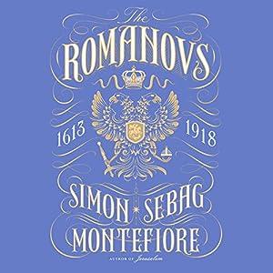 The Romanovs Audiobook