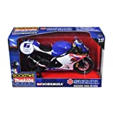 Suzuki GSX-R1000 #6 ''Makita, Suzuki, Rockstar'' Bike Motorcycle 1/12 by New Ray
