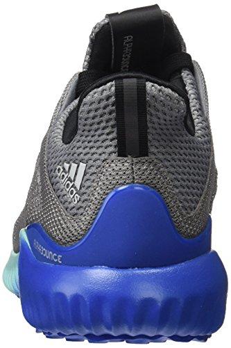 adidas alphabounce 1 m - Zapatillas de running para Hombre, Gris - (GRIS/ONICLA/AGUCLA) 37 1/3