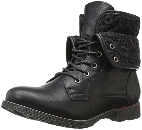 Rock & Candy Women's Spraypaint Combat Boot