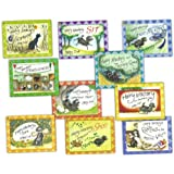 Hairy Maclary 10 Books Collection Set Pack RRP £59.90 (Hairy Maclary from Donaldson's Diary, Rumpus at the Vet, Hairy Maclary