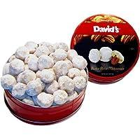David's Cookies Butter Pecan Meltaways 2-Pack
