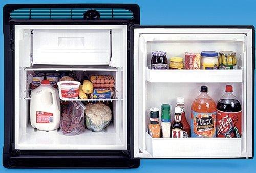 Norcold DE0041R 3.6 cu. ft. Refrigerator (120AC/12DC/24DC with Right Hand Door) (Refrigerator Parts Marine Norcold)