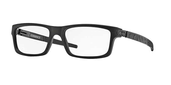 632d4dde31 Amazon.com: Oakley Oph. Currency (54) Satin Black: Clothing