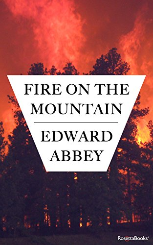 book cover of Fire On the Mountain