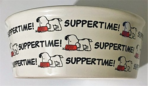 Peanuts Snoopy Suppertime Classic 5