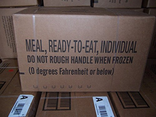 Military Type Mre Meals Ready To Eat Buy Online In Uae