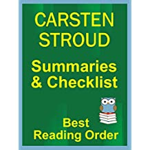 CARSTEN STROUD BOOKS IN ORDER WITH SUMMARIES AND CHECKLIST 2018 - Includes latest fiction and non-fiction titles including Niceville Series: All Books ... and Summaries (Best Reading Order Book 90)
