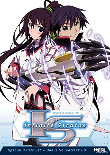 (Infinite Stratos Complete Collection)