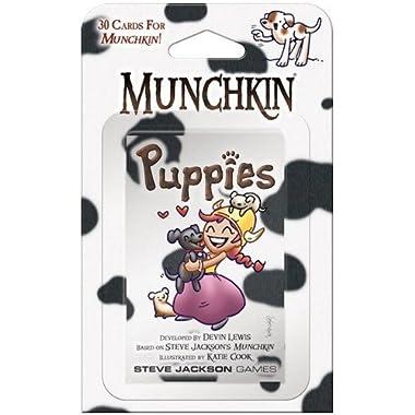 Steve Jackson Games Munchkin Puppies Game