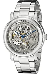 Stuhrling Original Men's 426A.01 Winchester XT Elite Automatic Skeleton Stainless Steel Watch