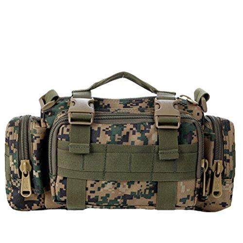 MatchLife - Bolso mochila  para mujer Camouflage6 Camouflage6
