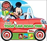 Micky Mouse Little Vehicle Book, Toon Car Road Trip, , 1450861946