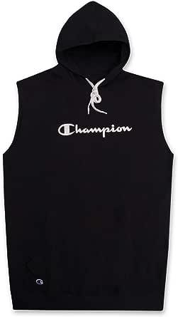 Champion Big and Tall Men's Workout Tank Top - Cut Off T Shirt Sleeveless Gym Hoodies