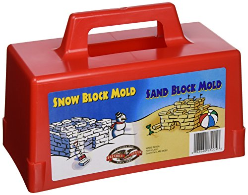 Flexible Flyer Snow Block, colors may vary Snow Fort