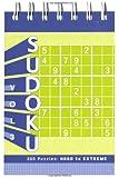 Sudoku Puzzle Pad: Hard to Extreme: v. 3