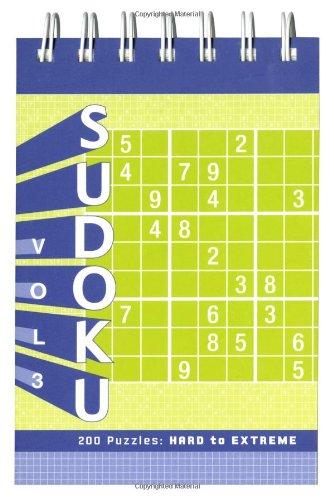 Sudoku 200 Puzzles Hard Extreme product image