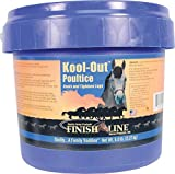 Finish Line 129105 Kool-OUT Poultice for Equine, 5 lb Tub