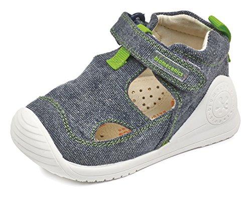 Biomecanics 172156, Zapatillas para Niños Azul (Navy Blue)