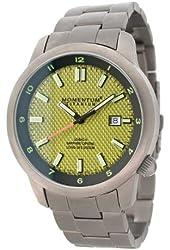 Momentum Men's 1M-SP20Y0 Logic Ti Analog Titanium & Carbon fibre dial Watch