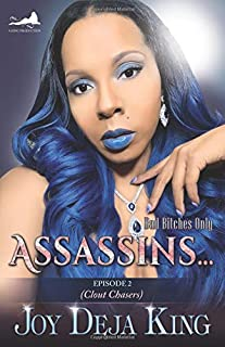 Book Cover: Assassins...Episode 2: Clout Chasers