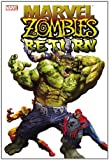 Marvel Zombies Return by Fred Van Lente front cover