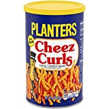#7: Planters Cheez Curls, 4 Ounce (Pack of 12)