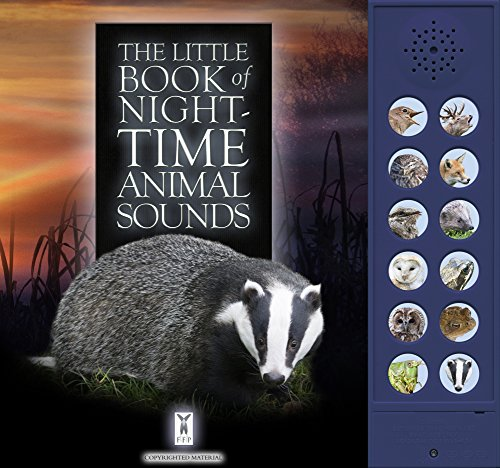- The Little Book of Night-Time Animal Sounds