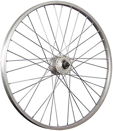 Taylor-Wheels 26 Pulgadas Rueda Delantera Bici Aluminio Dinamo ...