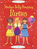 Sticker Dolly Dressing Parties, Fiona Watt, 0794533701