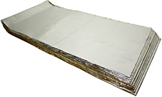 """product image for Brand New Hushmat 10301 Trunk Kit with 10 Silver Sheets 12""""x23"""" (19 Square Feet)"""